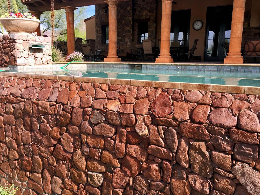 pool-tile-after-glass-bead-blasting