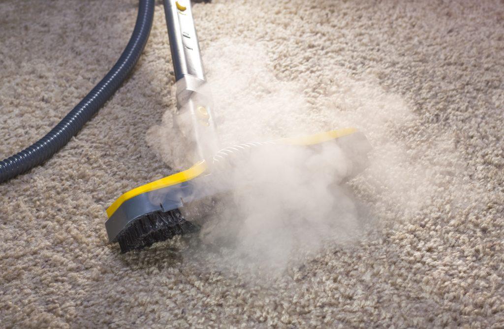 Steam cleaning corona virus covid19